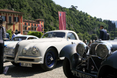 Class C - 34 - Fifties Chic Cars for the Jet Set. Alfa Romeo 6S 2500  SS by Touring(1946)