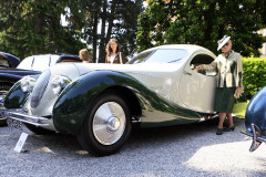 Class A - 14 -Closed  for Comfort. Talbot-Lago T23 (1938)
