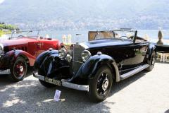 Class B - 28- Open Sky. Mercedes-Benz 380K W22 (1934)
