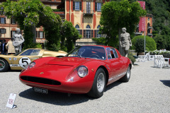 Class H -106 -Colour and Speed Post-War Racing Icons. Abarth 1300 OT by Collucci (1966)