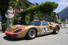 Class H -104 - Colour and Speed Post-War Racing Icons Ford GT40 MKII (1965)