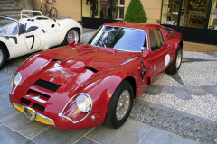 Class H -102 - Colour and Speed Post-War Racing Icons. Alfa Romeo TZ 2 by Zagato (1965)