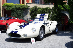 Class H - 98- Colour and Speed Post-War Racing Icons. Maserati 63 by Fiandri (1961)
