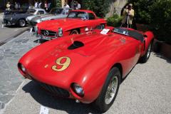 Class H -96 - Colour and Speed Post-War Racing Icons Ferrari 375MMby Pinin Farina (1953)