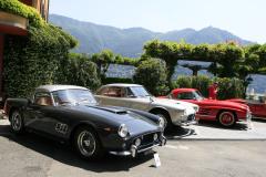 Class E -64 - Swinging Sixties Style. Ferrari 250 GT SWB California by Scaglietti (1963)