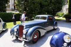Class A -12- Closed  for Comfort.  Delage DB 8 120S by Pourtout (1938)