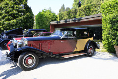 Class A -02  -- Closed  for Comfort. Rolls-Royce Phantom II by Brewster (1933)