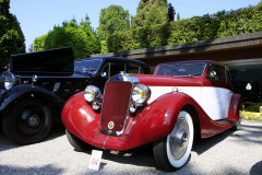 Class A - 04 - Closed  for Comfort. Delage D8 105S (1935)