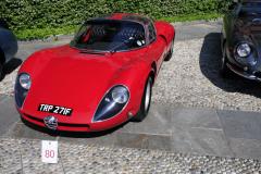 Class F- 80 - The Birth of the Supercar. Alfa Romeo 33 Stradaleby Scaglione (1968)