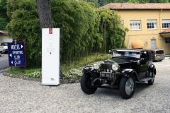 Class A: Graceful Open Air-Style. Rolls-Royce Phantom I (1925)