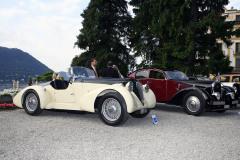 Class C : The Art of Streamlining. Aston Martin C Type Speed by Bertelli (1939)(