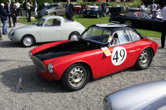 201Class D: Little Jewels. Moretti 750 Grand Sport (1954)