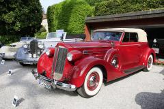 Class A: Graceful Open Air-Style. Packard Twelve 15th Series (1937)