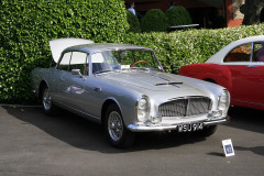 Class H :Gentleman's Sports Cars.  Alvis TD 21 2nd Series by Graber (1962)