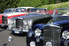 Class H :Gentleman's Sports Cars. Bentley S1 Continental  by Park Ward (1957)