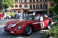 CLASS I Heroes of Le Mans. Ferrari 250 GTO by Scaglietti (1962)