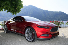 Concept Cars & Prototypes.  Ford Motor Company - EVOS concept (2011)