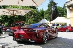 Concept Cars & Prototypes. Toyota Motor Corp. -LF - LC (2012)