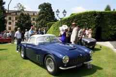 Class F :The Ferrari 250 Dynasty.  Ferrari 250 GT by Zagato (1955)