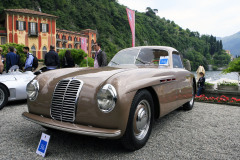 Class C : The Art of Streamlining. Maserati A6 1500 by Pinin Farina (1947)