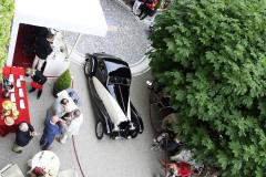 Class C : The Art of Streamlining. Alfa Romeo  6C 1750 GS 6th series by Figoni (1933)
