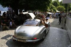 Class E:  Stars of the Rock'n'Roll Era. Mercedes-Benz 300SL (1956)