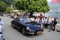 Class G : La Dolce Vita. Ferrari 400 Superamerica Aerodynamic by Pini n Farina (1962)