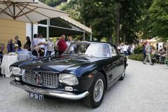 Class G : La Dolce Vita. Maserati 5000 GT by Allemano (1962)