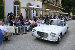 Class G : La Dolce Vita. Lancia Flaminia by Pinin Farina (1963)