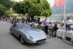 Class G : La Dolce Vita. Ferrari 365 GTb/4 Prototype by Scaglietti (1964)