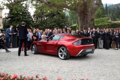 Concept Cars & Prototypes. BMW Z4 Zagato Coupé (2012)