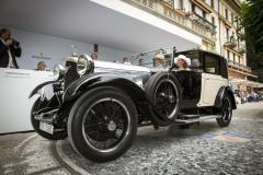 Class A  - 02 - Flamboyance in motion - Pre-war coachbuilt luxury. Farman A6B Coupe de Ville by Million Guiet (1925)