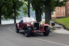 Class B - 18 -Antidepressants - pre-war sports cars which defied the great depression . Alfa Romeo 8C 2300 by Zagato (1932)