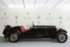 Class B - 20 -Antidepressants - pre-war sports cars which defied the great depression . Mercedes-Benz 380 by Erman & Rossi(1933)