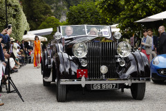 Class C - 28 - Phantom story - The Rolls-Royce Phantom through the ages. Rolls-Royce Phantom III  by Vanvooren (1937)