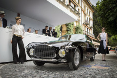 Class D - 36 -Made to Measure - The final flowering of the coachbuilt coupé. Ferrari 212 Europe by Vignale (1952)