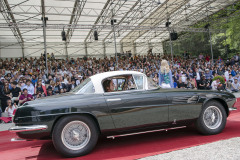 Class D - 42 -Made to Measure - The final flowering of the coachbuilt coupé. Ferrari  250GT Europa by Vignale (1954)