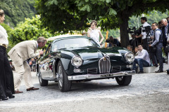 Class D - 46 -Made to Measure - The final flowering of the . Jaguar  XK 140 by Zagato (1957)