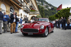 Class E - 54 - Gentlemens racers - Speed meets post-war style. Fiat 8V by Vognale (1954)