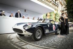 Class E - 60 - Gentlemens racers - Speed meets post-war style. Ferrari  250GT LWB Competizione TDF by Scaglietti (1957)