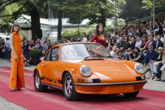 Class H -90 -How fast is fast enough - Mid and rear-engined supercars from the disco era. Porsche 911 Carrera RS (1973)