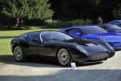 "Concept Cars & Prototypes - CC14 - Zagato ""Mostro""powered by Maserati"