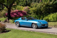 Concept Cars & Prototypes - CC10 - Alfa Romeo Disco Volante spider by Touring (2016)