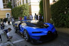 Concept Cars & Prototypes - CC06 - Bugatti Vision Gran Tursimo (2015)