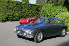 CLASS E - 54- Daring to be Different - Designs that pushed the Envelope. Fiat 8V by Zagato (1955)
