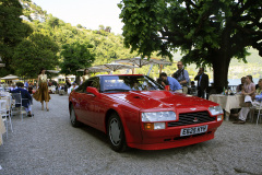 Class H - 94 - Driven by Excess - From Glam Rock to New Wave.  Aston Martin V8 Zagato (1985)