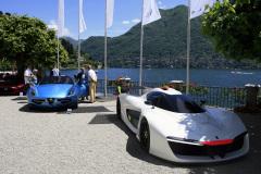 Concept Cars & Prototypes - CC08 - Pininfarina H2 Speed Track Car (2016)