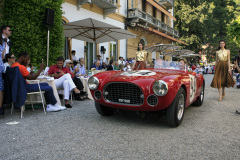 CLASS E - 52 - Daring to be Different - Designs that pushed the Envelope. Ferrari 225 S by Vignale (1952)