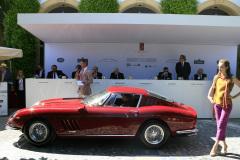 Class F - 68 -Cars of the Stars - From the Silver Screen to the Studio Lot. Ferrari 275 GTB/4 by Scaglietti (1967)