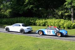 Concept Cars & Prototypes - CC02 - Alpine - Alpine Vision (2016)